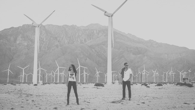 Engagement Photography Palm Springs